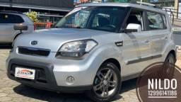 Soul 1.6 aut 2010 Incríveis 117km! Completão! Troco e financio! Chama no zap!