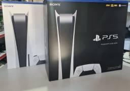 Playstation 5 novo lacrado aceita troca