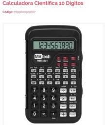 Calculadora científica 10 dígitos nova ENTREGAMOS