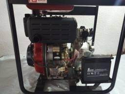 Motobomba de Alta Pressão a Diesel