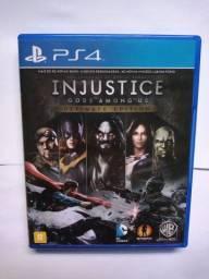 Jogo PS4 - Injustice
