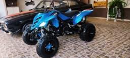 Quadriciclo Yamaha Raptor 700 Muito Novo - Nunca fez Trilha