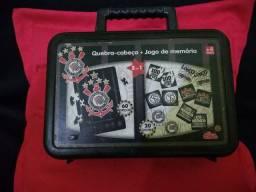 MALETINHA DO CORINTHIANS Contém 2 Jogos ! Só $45,00