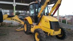 Máquina New Holland