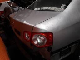 W Jetta Sedan 2.5 2008 Sucata Para Retirada de Peças