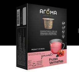 Chá Frutas para a Nespresso/ + de 10 tipos de chás