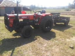 Agrale 4200 ano 1996 com implementos!