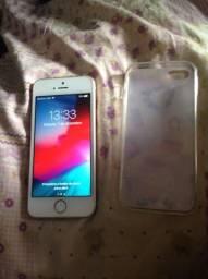 IPhone Dourado Se