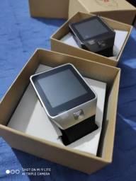 Smartwatch Dz09 novo na Caixa