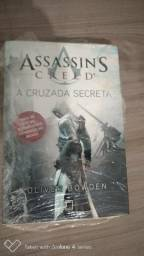 Trilogia livros assassins Creed
