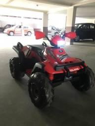 Quadriciclo Polaris * Elétrico