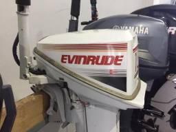 Motor Enverude 15hp 1987 - 1987