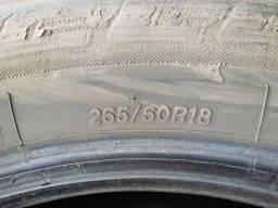 Vendo esses pneus aro 18