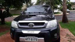 Hilux 10/10 Diesel 3.o 4×4 automática * - 2010