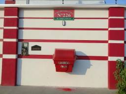 Lixeira fechada de rua muro calçada ciderin top 240 litros