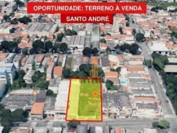 Terreno comercial à venda, Santa Maria, São Caetano do Sul.