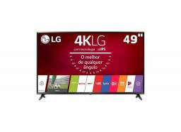 Smart TV LG Ultra HD 4k 49 Pol Wi-fi