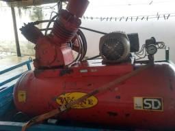 Compressor Wayne 20 Pés Trifásico 5cv