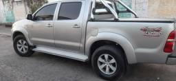 Hilux 2009/2009 diesel 4x4 - 2009