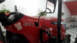 Trator Yanmar solís 90 CV 4x4
