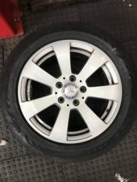 Rodas Mercedes com pneus originais
