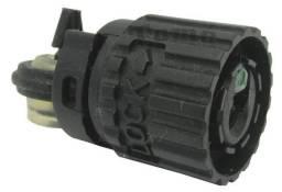 Conector do cabo no cambio ( lock ) prisma, celta,corsa
