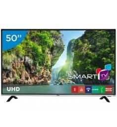 "SMART TV 4k LED 50"" PHILCO"