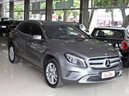 Mercedes Benz GLA 200 1.6 Advance Turbo Automático 2016 - 2016