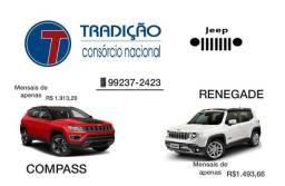 Jeep Compass e Renegade - 2019