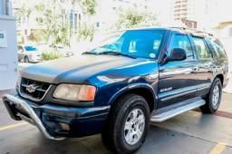 a1f6defedb Chevrolet Blazer DLX 4.3 V6 Gás e Gasolina - 1998