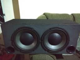 2 de 12 audio bank 250 rms cada (passo cartao)