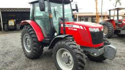 Trator MF 4275 4x4 2015 Cabinado