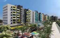 Apartamento à venda com 2 dormitórios em Contorno, Ponta grossa cod:392524.002