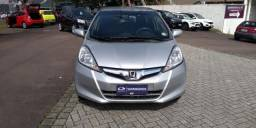 HONDA FIT LX 1.4 16V MT Prata 2012/2013