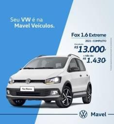 Volkswagen Fox Xtreme 1.6