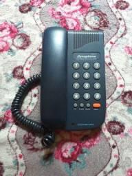 Vendo aparelho telefone fixo marca dynaphone original novo entrego
