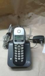 Vendo telefone sem fio completo so instalar por apenas 30 reais