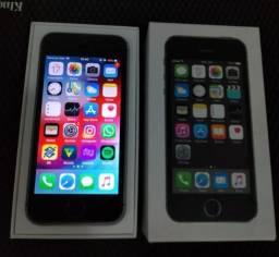 IPhone 5s 16GB com Acessórios Originais Único Dono
