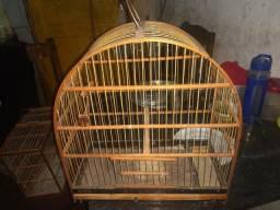 Gaiolas para passarinho de pequeno porte