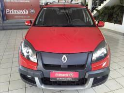 RENAULT SANDERO 1.6 STEPWAY 8V FLEX 4P MANUAL - 2014