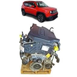 Motor Jeep Renegade 2.0 2015 2016 Parcial à Base Troca