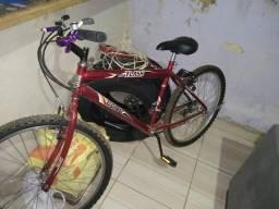 Vendo bicicleta nova 220 reais