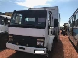 Caminhão oficina Ford Cargo 1215 completo ano 1992 R$ 50.000