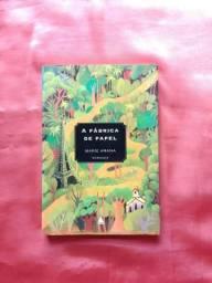 Livro A Fábrica de Papel - Marie Arana