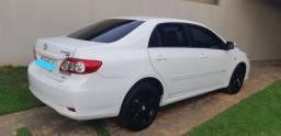 Corolla Xei 13/14 Branco, automático 2.0 - 2014