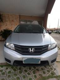 Honda City 2014, manual, novíssimo