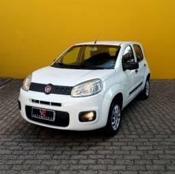 Fiat Uno Attractive 2016 com 41000 KM Rodados