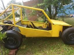 Gaiola/Buggy/trilha/passeio/ motor fusca 1300