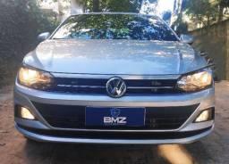 VW Virtus 200 TSI 1.0 2018 - Garantia de fábrica - Baixa Km