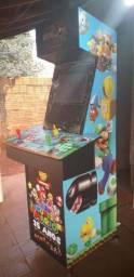 Videogame Arcade Fliperama